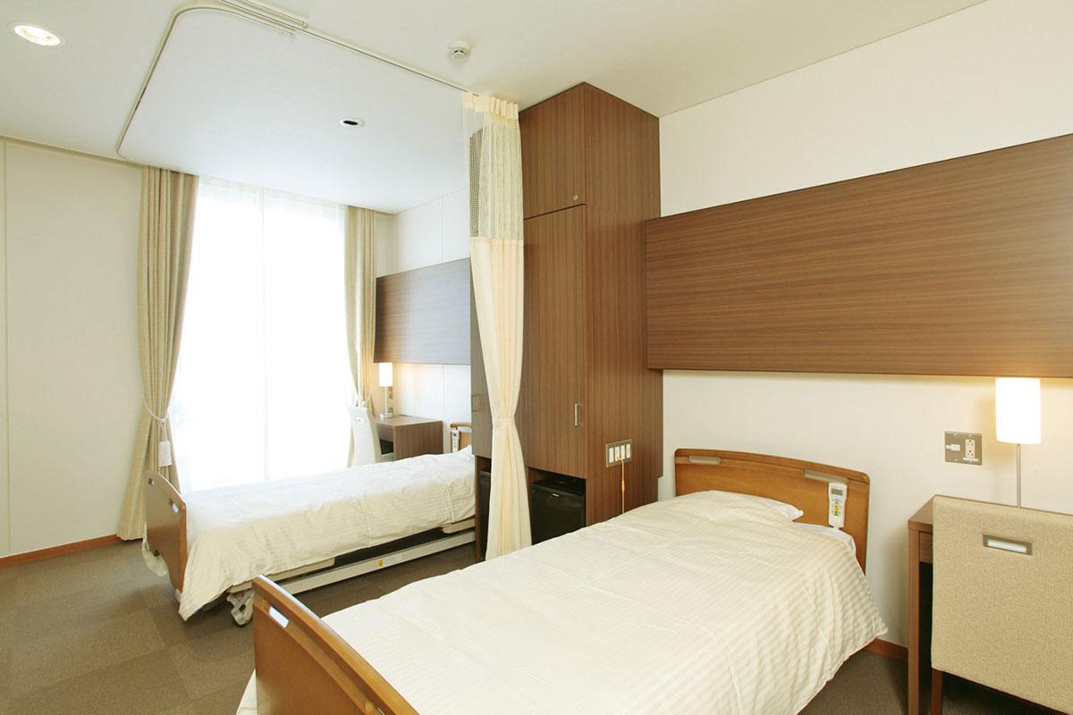 2人部屋(4室)